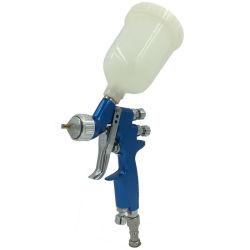 Bocal de 0,8/1.0mm HVLP Gravidade Tinta Spray de Alimentação