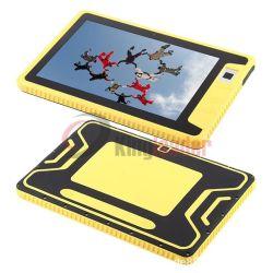 Дешевые 10,1дюйма 4G прочный Water-Proof NFC Android 7.0 Планшетные ПК с Mtk6737 четырехъядерного процессора CPU, SIM-карты, Fringerprint Singel, GPS, 2ГБ+16ГБ/32 ГБ для дополнительного (W101)