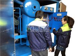 Subestación de energía eléctrica utilizada purificador aceite aislante 9000LPH