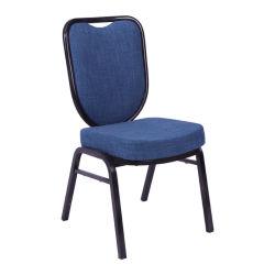 فندق مأدبة حادث [كنفرنس هلّ] أثاث لازم بيع بالجملة معدن حديثة قابل للتراكم [ميتينغ رووم] كرسي تثبيت