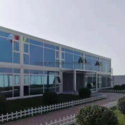 Lage Prijs twee verdiepingen met Badkamer voor Container House