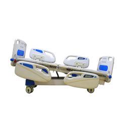 医学の7システムの重量を量ることを用いる機能によって無力にされる忍耐強い電気ICUの簡単な病院用ベッド