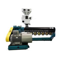 Verdrängenverbrauch Belüftung-Plastiküberzug-Geräten-Strangpresßling-Maschinen-Zeile für elektrische Draht-Produktion