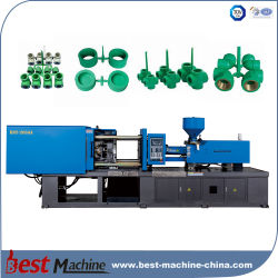 Plastik-PPR Belüftung-Rohrfitting-Einspritzung-formenherstellungs-Maschinen-Lieferant der großen Kapazitäts-140ton in China