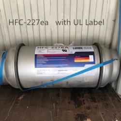 Agente de extinción de incendios HFC227ea el contenido mismo de FM200