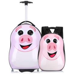 책가방으로 놓이는 선전용 선물 아이들 학교 여행 트롤리 귀여운 동물성 대중적인 수화물