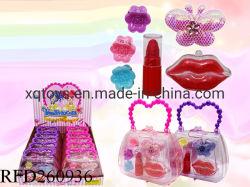 Высокое качество пластика красивые украшения в салоне с дополнительной детской игрушкой Конфеты