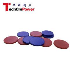 C42 impermeable de tamaño personalizado T5577 de la etiqueta RFID Token de disco ABS