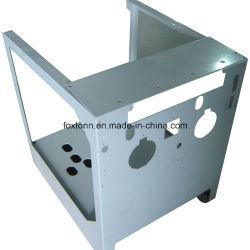 OEMのシート・メタルの製造によってカスタマイズされる打つ曲がる部品