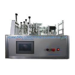 La norme CEI60884-1 automatique universel Fiches et prises électriques de l'Endurance Test/l'appareil d'essai