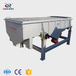 Hot Sale de la Chine à haute efficacité de la grille linéaire en acier inoxydable avec secoueur de grilles de grande capacité