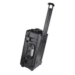 堅いプラスチック道具箱の頑丈な保護工具箱