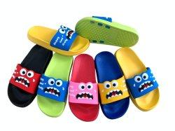 Dibujos animados de verano para niños zapatillas niños Non-Slip transpirable de sandalias para niños
