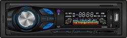 De in het groot Afneembare 1 Speler Aux/USB/SD van de Toebehoren van de Auto van DIN MP3