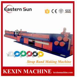 La courroie d'emballage en plastique PP Making Machine PET Bande sangle extrusion de la machine