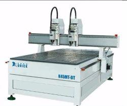 الصين المصنع توريد عالية الجودة سعر رخيصة 3D جهاز توجيه سي إن سي ماكينة قطع الأخشاب والرأس المتعددة