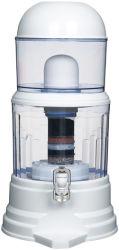 16L ménage Stone Container minérales alcalines 5couche Pot d'eau du filtre à cartouche