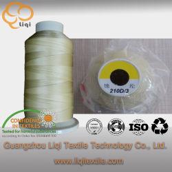 100%の環境に優しいナイロンフィラメントの皮革製品の使用のHigtの粘着性の縫う糸