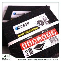 De aangepaste Stootkussens van de Voeten van de anti-Gang Stille Anti-Vibration Rubber voor Wasmachines