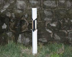 Avvertimento di Roadsafe Reflectivve che guida l'alberino flessibile di Delineator del PVC