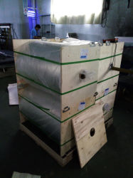 포장 재료: 진공 은에 의하여 금속을 입히는 CPP/VMCPP 필름