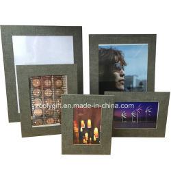 """8,5 X 11 """" цветная бумага с текстурированной поверхностью рамка для фотографий"""
