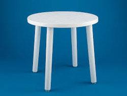 プラスチック円形折りたたみテーブルモールド