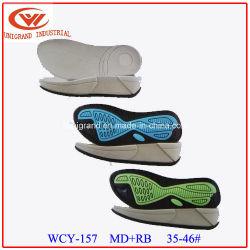 EVA Rubber Enige Materiële Sandals voor het Maken van Schoenen