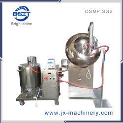 Alta calidad de sus dulces de azúcar en la película de Tablet PC304 máquina de recubrimiento (BYC600)