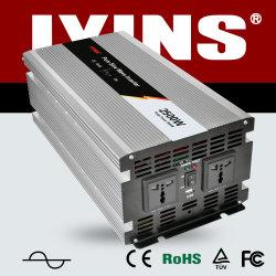 2.5kw 12V/24V/48V/DC aan AC/110V/230V van Grid Solar Power Inverter