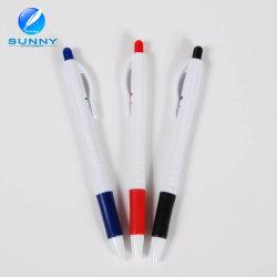 熱い販売のプラスチックペンの安い球ペンの昇進のペン