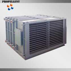 공기 히이터 지느러미 붙은 관 열교환기 증기 공기 히이터 기름 공기 히이터 열교환기