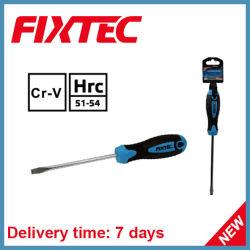 La mano di Fixtec CRV lavora il cacciavite scanalato 150mm