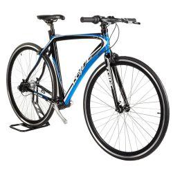 Blaues Aluminiumlegierung-Stadt-Freizeit-Welle-Laufwerk-Straßen-Fahrrad des Art-Fabrik-Großverkauf-700c mit Shimano inneres 3-Speed für Karosserien-Statue 160cm-195cm