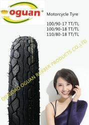 Tube intérieur des pneus de moto/moto/Pièces de moto (pneus 100/80-17)