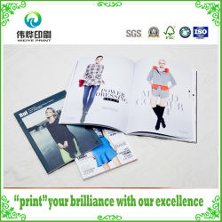 Diverse Best Service Soft Cover Paper Books/Brochure Printing
