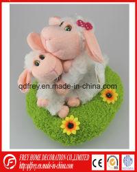 채워진 어린 양의 견면 벨벳 장난감을%s 중국 공장 가격