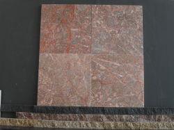Comercio al por mayor Egeo Rosa China Ágata losa de mármol rojo mármol W