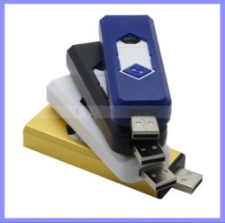 OEM 방풍 지능형 USB 충전식 시가 라이터