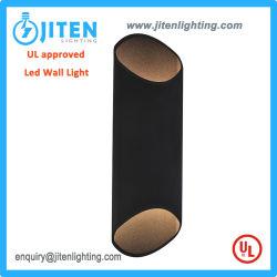 Алюминиевый корпус для использования вне помещений светодиодный светильник настенный светильник 2X6w