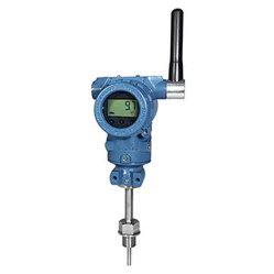Wireless Sensor de temperatura con fuente de alimentación de bajo consumo