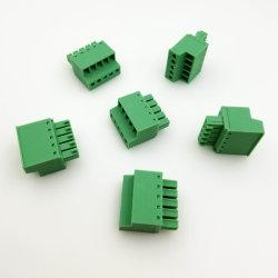 Abstand 3.50mm Schaltkarte-Stecker-Klemmenleiste-Verbinder
