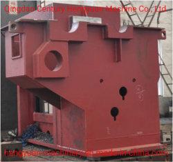 Fabricación personalizada de estructura metálica, corte por láser, doblar y soldar/CNC