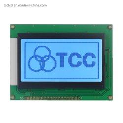 الشاشة المتوازية COB للرسومات ذات الشاشة الرمادية فئة 20 سن 128X64 شاشة LCD (شاشة العرض LCD) شاشة LCD (شاشة العرض الأمامية)/سلبية/شاشة LCD (شاشة LCD) متسامحة