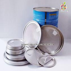 Fácil de aluminio Peelable Poe final adecuado para el embalaje en polvo puede