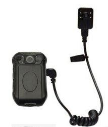 지원 WiFi/3G/4G/GPS/GPRS는 휴대용 경찰 사진기 가득 차있는 HD1080p 무선 경찰 착용할 수 있는 사진기 Zp605g를 방수 처리한다