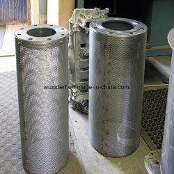 Soudage de tôle en acier inoxydable de la Fabrication de pièces pour cuve sous pression