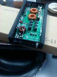 1200.1D DE CLASSE D'amplificateur de puissance numérique haute puissance