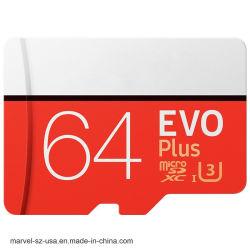 Carte Micro SD Flash USB Flash Memory Card Class10 64 Go