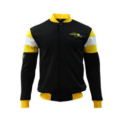 Custom Logo Printing Borduurwerk Baseball Family Matching Jacket kwaliteit ademend Jas Baseball Jacket